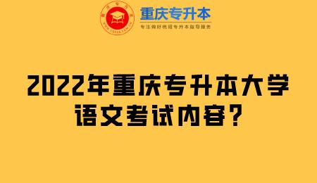 2022年重庆专升本大学语文考试内容_.png